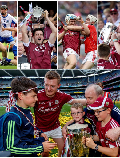 'There was tears in the eyes, it was highly emotional stuff' - Galway's All-Ireland breakthrough