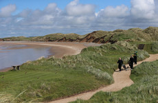 Donald Trump's Clare golf course has been cleared to build its Doonbeg wall