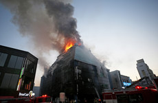 'Another Grenfell Tower': 29 die in blaze at South Korean sauna