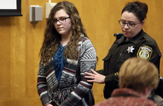 Slender Man case: Girl who stabbed classmate 19 times sentenced to 25 years in mental hospital
