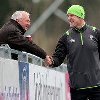 'He loves Munster': Van Graan hopeful of future coaching role for Paul O'Connell