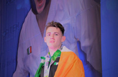'When I started I wanted to be a Power Ranger, now I'm world champion'
