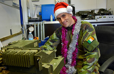 'I'll be home soon': Christmas messages from Irish soldiers serving abroad