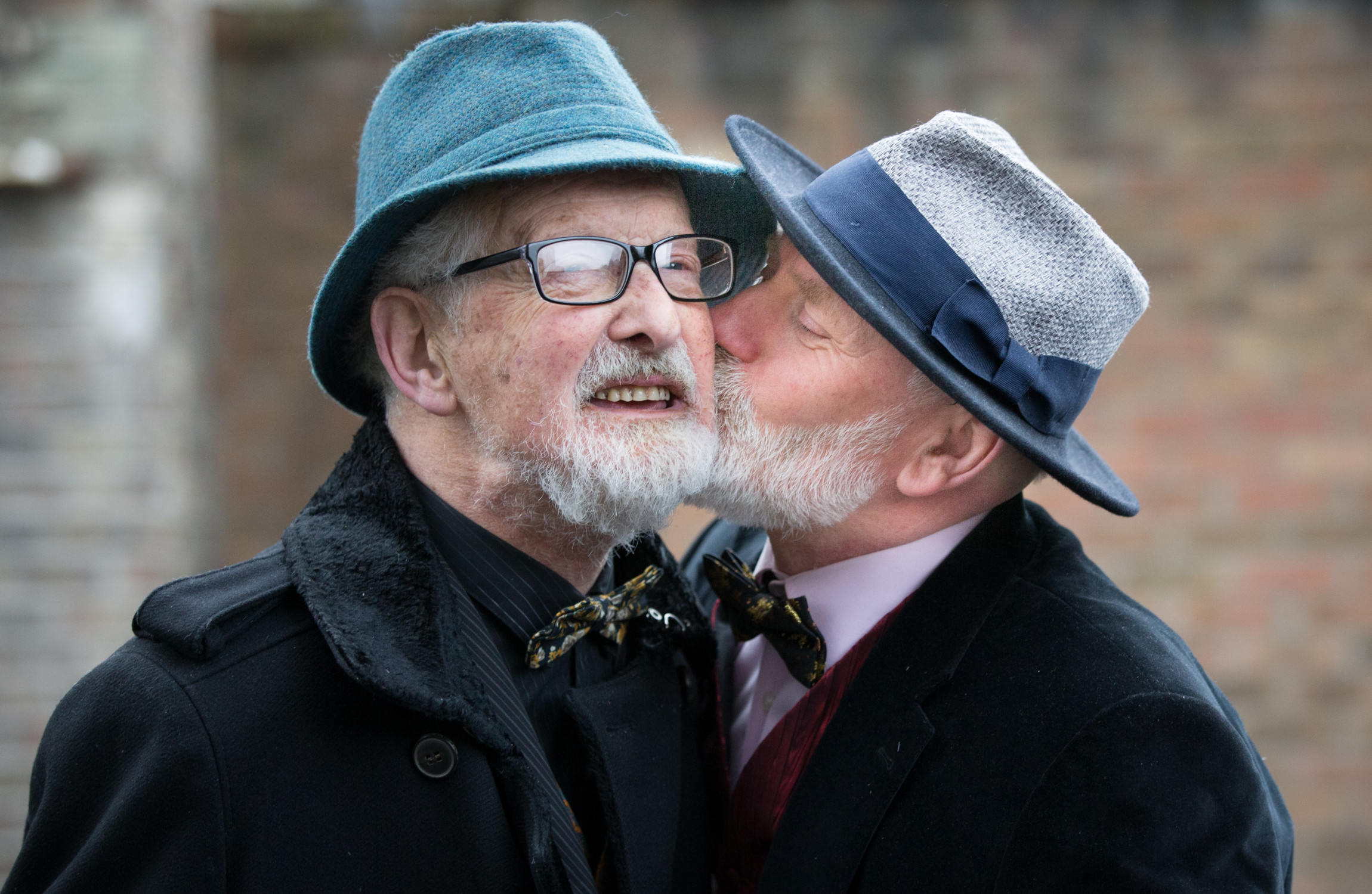 Two Straight Guys Got Married to One Another to Avoid Inheritance Tax