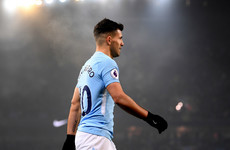 Aguero unhappy with life under Guardiola at Man City