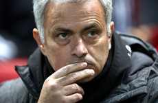 Mourinho says cup losers won't appear in league