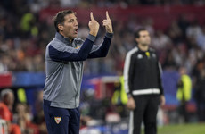 A week after battling back from prostate cancer surgery, Eduardo Berizzo sacked by Sevilla