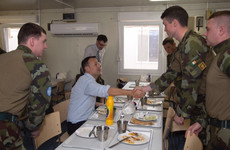 'You should be proud': Taoiseach visits Irish troops serving in Lebanon this Christmas