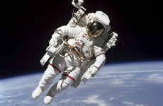 Bruce McCandless, the first astronaut to fly untethered in space, has died