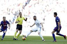 As it happened: Real Madrid v Barcelona, El Clasico