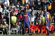 Messi and Suarez inspire Barcelona to historic El Clasico win over 10-man Real