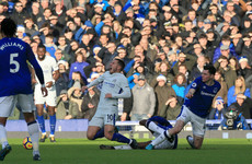 Big Sam's rejuvenated Everton keep Chelsea at bay