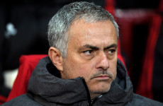 Mourinho: Man United being 'punished' with Christmas fixtures