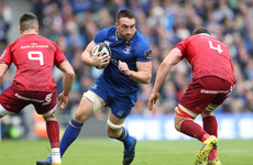No room for goodwill as Munster and Leinster renew battle lines in front of record Thomond crowd