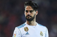 'Stop spreading s**t': Isco slams claims he refused to warm up during Clasico