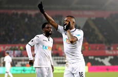 Ayew strike rescues a point for Swansea while Rafa's Magpies beat Hammers in London