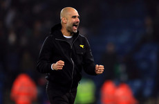 Pep in their step: Man City open up largest margin at Christmas in English top-flight history
