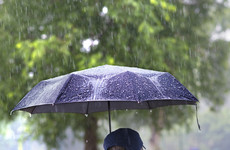 Rainfall warning in place for 21 counties on a very, very wet Christmas Day