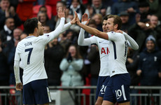 Harry Kane makes history as Spurs sweep aside Southampton