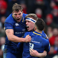 Larmour's stunning score helps Leinster raid Thomond in inter-pro thriller