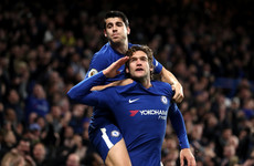 Chelsea close in on United, a 6-goal thriller and all today's Premier League results