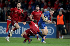 'As good a try as I've ever seen': Cullen praises 20-year-old Leinster starlet's moment of brilliance