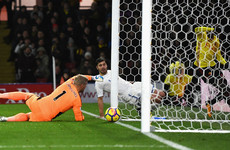 Leicester boss refuses to blame Schmeichel for Watford loss