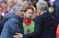 Wenger on Mourinho's money moans: 'I've been in that position for 21 years'