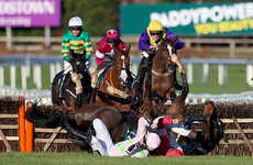 Leopardstown drama - Min beaten in stewards' room and Whiskey Sour's amazing win