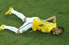 Neymar says he almost lost his ability to walk from 2014 World Cup back injury