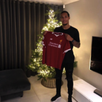 Dutch defender Virgil van Dijk joins Liverpool for world-record fee