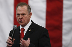 Republican Roy Moore files lawsuit to block Alabama Senate result, alleging voter fraud