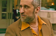 Screech from Saved By The Bell plays Harvey Weinstein in a bizarre new music video