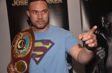 Parker agrees '30-35% split' for unification showdown with Anthony Joshua