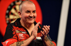 Phil 'The Power' Taylor sets up blockbuster quarter-final