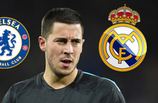 Hazard rejected Chelsea contract for potential Real Madrid transfer, reveals father