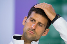 Novak Djokovic a doubt for the Australian Open following injury setback