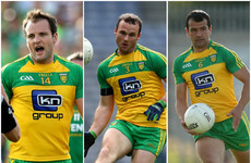 Murphy, McGee and McGlynn ruled out of Donegal's opening 3 league games