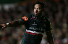 No place for Tuilagi in England squad for pre-Six Nations training camp