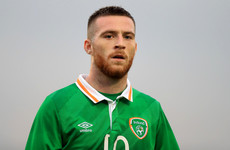 Young Irish midfielder Jack Byrne criticised by Oldham boss