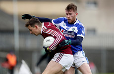 Winning starts for Westmeath, Longford, Carlow and Offaly in O'Byrne Cup openers