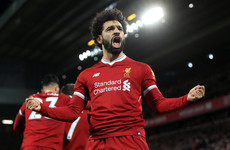 £75 million man watches on as red-hot Salah inspires Liverpool to victory
