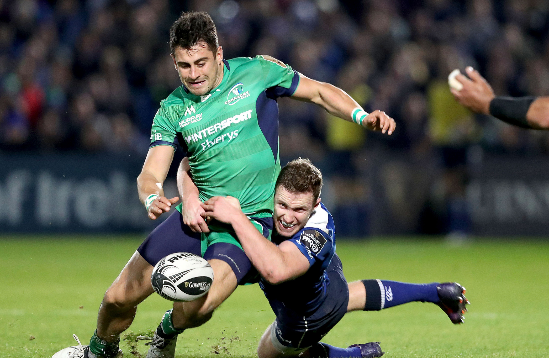 Watch Munster's Johann van Graan reaction to the loss against Ulster