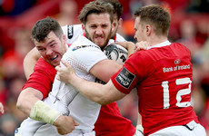 Under-pressure Kiss needs big response from Ulster as much-changed Munster visit Belfast