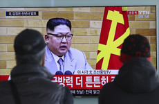 Kim Jong-Un warns that the 'nuclear button' is always on his desk