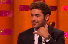 Zac Efron told Graham Norton a very heartwarming story about the time that he made Michael Jackson cry