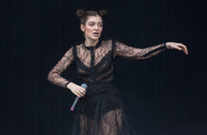 Lorde labelled a 'bigot' in full-page Washington Post ad after she cancels Israel concert