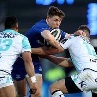 As It Happened: Leinster v Connacht, Pro14