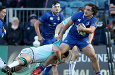 Leinster withstand late Connacht onslaught to sneak New Year's inter-pro honours