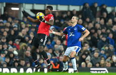 As it happened: Everton v Man United, Premier League
